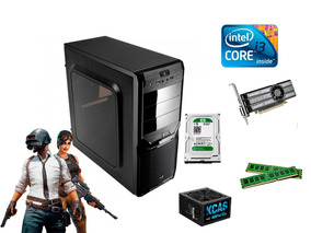 Pc Gamer I3 6gb 1tb Placa De Vídeo Gt 1030 2gb
