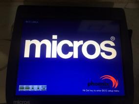 Terminal De Vendas Pdv Micros Ws5a 15 2gb 250gb Touchscren