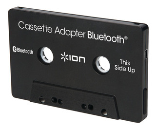 Ion Adaptador De Casete Bluetooth Itr20