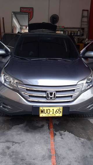 Honda Cr-v Lx 2wd (c)