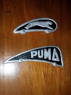 Insignias O Cresta Antigua Moto Puma