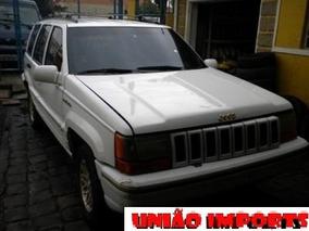Jeep Cherokee Limit V8 1995 (para Reposição De Peças)