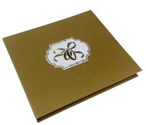 Caixa Rígida Com Álbum Alianças