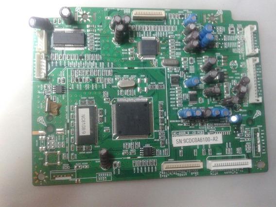 Placa Do Cd Sistem Toshiba Ms8080mus