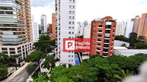 Apartamento Com 4 Dormitórios - Moema - São Paulo/sp - Ap31981