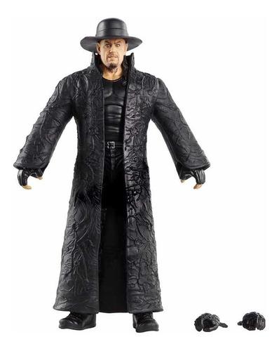 Imagen 1 de 6 de Figura Wwe Mattel Elite Undertaker