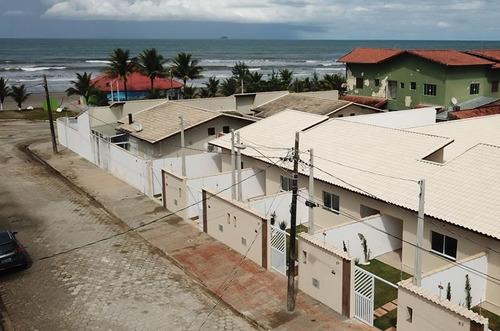 Casa Nova Lado Praia Com Piscina Em Itanhém Apenas 299 Mil