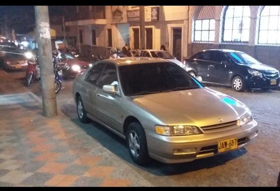 Honda Accord Xl Accord 96 Sedan2