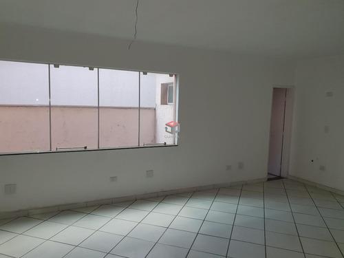 Imagem 1 de 4 de Sala Para Aluguel, 1 Vaga, Jardim Do Mar - São Bernardo Do Campo/sp - 67478