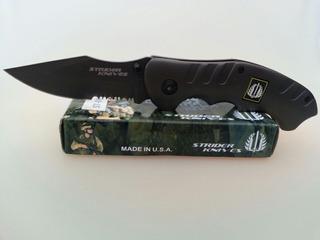 Faca Canivete Tático Militar Strider Knives St-01
