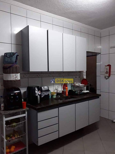 Imagem 1 de 10 de Otima Casa Terrea Com 3 Dormitórios À Venda, 144 M² Por R$ 580.000 - Bairro Dos Casa - São Bernardo Do Campo/sp - Ca0361