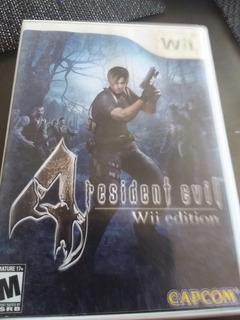 Resident Evil 4 Para Wii