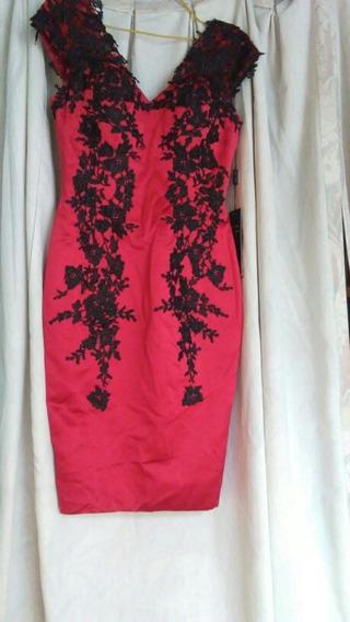 Vestido Importado De Fiesta Nuevo Talla 4