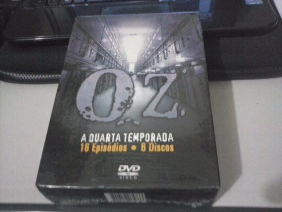 Oz - Quarta Temporada - Lacrado