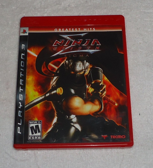 Ninja Gaiden Sigma Ps3 ** Leia