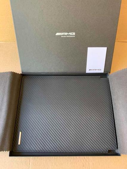 Capa iPad Mercedes Benz Amg Carbon - Exclusividade