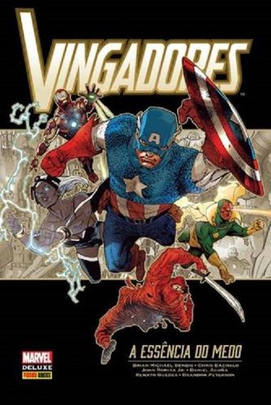 Vingadores - A Essencia Do Medo - Panini