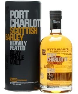 Whisky Bruichladdich Port Charlotte Heavy Peated Single Malt