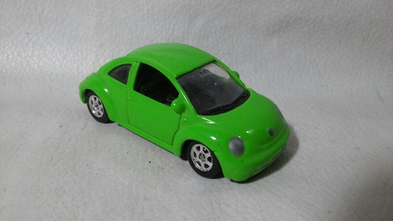 Volkswagen New Beetle Welly N° 2061 Escala 1/60