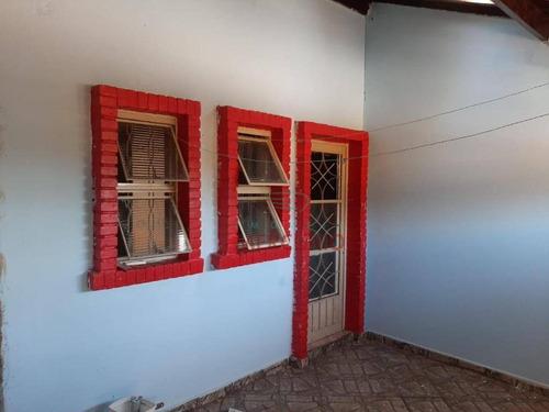 Casa Com 2 Dormitórios À Venda, 59 M² Por R$ 145.000,00 - Jardim Mendonça - Bauru/sp - Ca3433