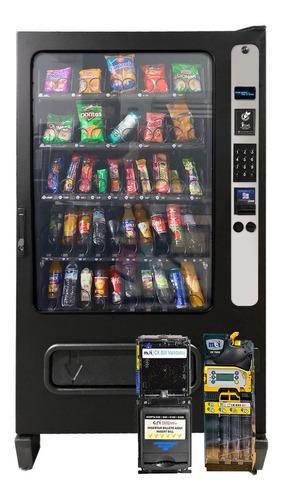 Máquina Expendedora Vending Wittern Combo #comonueva