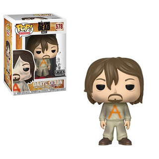 Funko Pop #578 Walking Dead Daryl Dixon Exclusive Nortoys