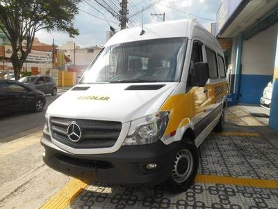 Mercedes-benz Sprinter 415 Escolar 20 Lugares Okm