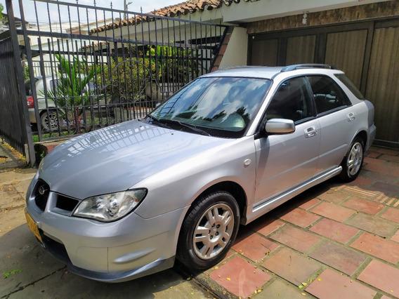 Subaru Impreza 1.6 Mec. 4x4 Con Bajo 2007