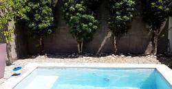 Rebajada Casa Amueblada Full Piscina Y Playa A 7mnts. 3habs