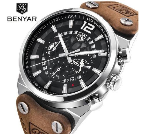 Relógio Benyar Executive Motorcycle Edition 5112