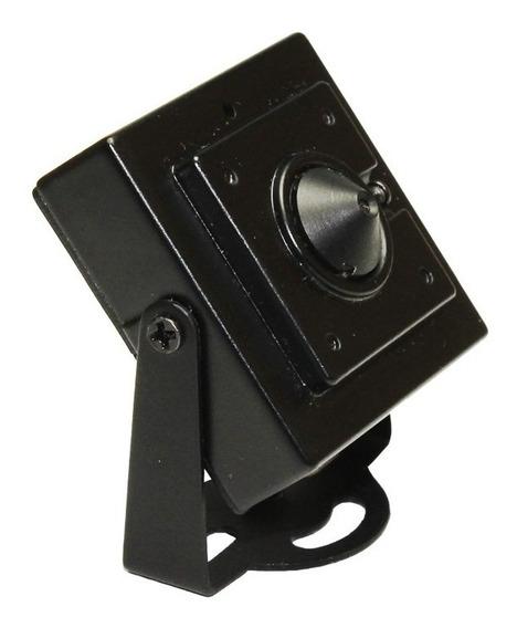 Mini Cámara Espía Pinhole 2mp 1080p Ahd+tvi+cvi+cvbs