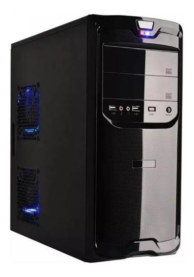 Pc Cpu Intel I5 3 Geração 3470 + Ssd240 + 8gb 10x Rápido