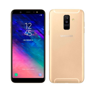 Smartphone Samsung Galaxy A6+, 6 1080x2220, Android 8.0, Lt