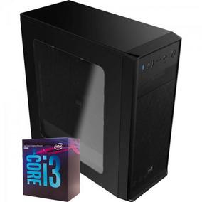 Computador Gamer Intel I3 8100 8gb Ram Rx 570 4gb
