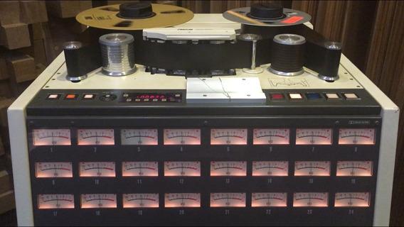 Otari Mx 80 - 24 Canais 2 Pol -gravador Analógico De Fita