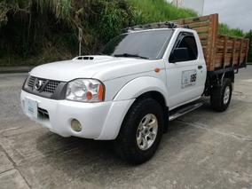 Nissan Frontier D22 2.5 Diésel 4x4 Mec. (186) 2013 Pl Pub