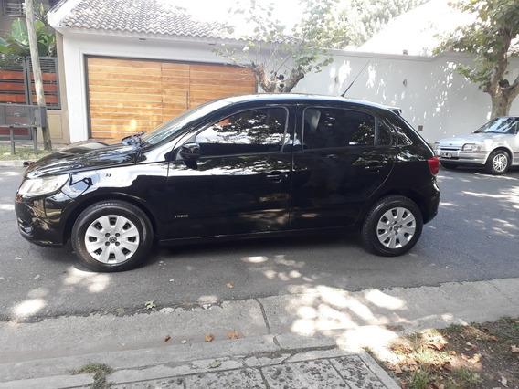 Volkswagen Gol Trend 1.6 Pack 1 5 Puertas Año 2010
