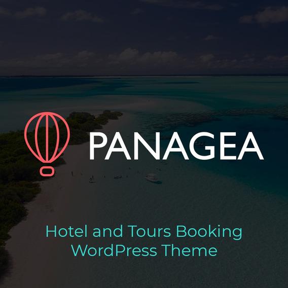 Panagea - Hotel And Tours Booking Wordpress Theme