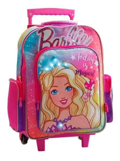 Mochila Con Carro Barbie Dreamtopia 14790