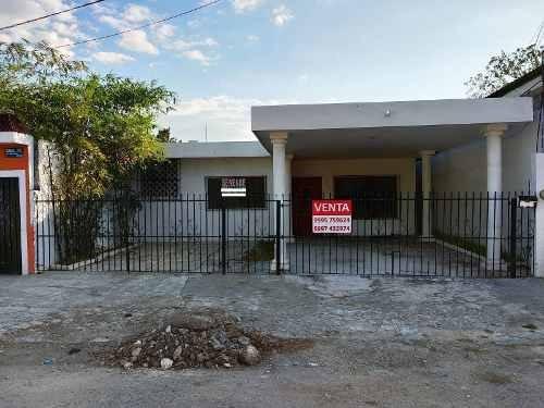 Casa En Venta Cerca De Plaza Las Américas En La Colonia Miguel Hidalgo