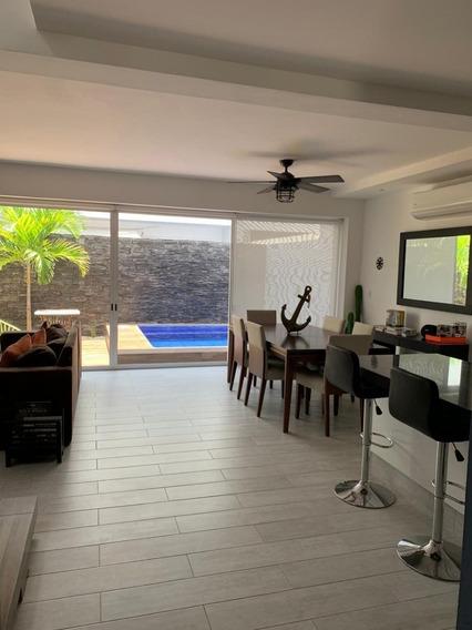Casa En Aqua By Cumbres, Cancún, Q. Roo, Mx. (a.c.)