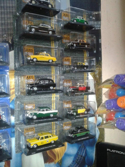 Coleccion Taxis Del Mundo 1-12