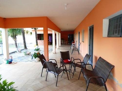 Imagem 1 de 15 de Chácara Para Venda Em Araras, Residencial Santa Mônica, 3 Dormitórios, 1 Suíte, 3 Banheiros, 2 Vagas - V-096_2-535501