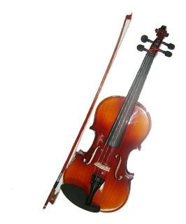 Violin Gewa Tamaño 1/2 Con Estuche Y Accesorios