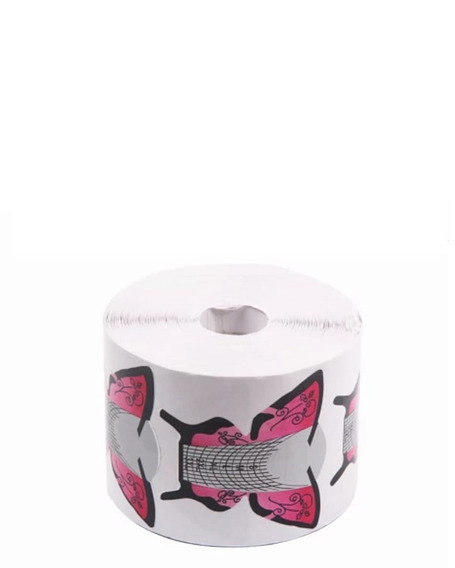 Moldes Mariposa Uñas Esculpidas X 300 Unidades En Caballito