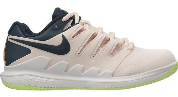 Zapatillas Nike Air Zoom Vapor X Hc Mujer Tenis C/ Envio