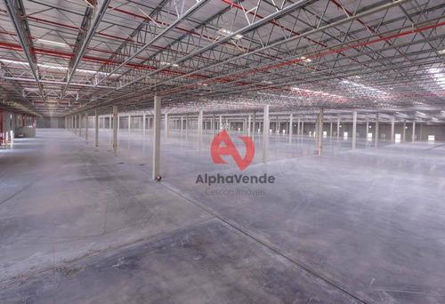 Galpão Comercial Para Locação, Distrito Industrial, Araçariguama - Ga0494. - Ga0494