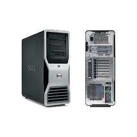 Dell Precision T7500 24 Gb Ram 1tb De Hd Placa De Video 2gb