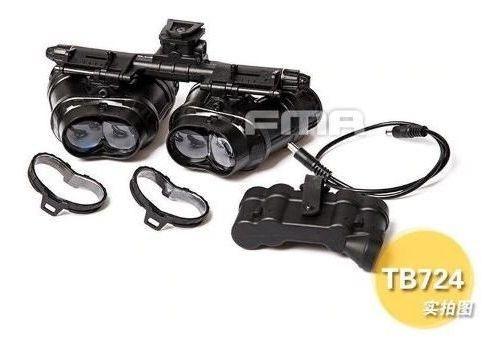 Réplica Night Vision Goggle Usado Na Misão Matou Bin Laden
