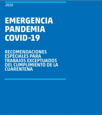 Seguridad E Higiene - Protocolos Res135/20 Ind. Y Comercios